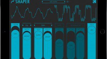 K-Devices Shaper für iOS - Multieffekt Zerstörer für das iPad