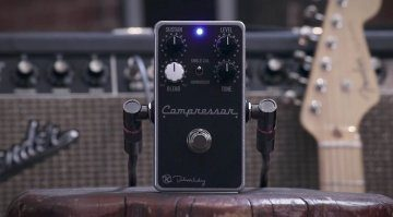 Keeley Compressor Plus Pedal Front