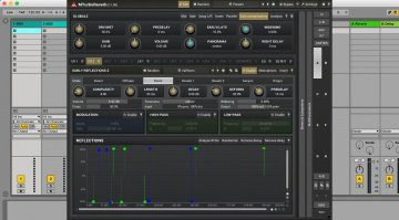 Melda Production MTurboReverb - hundert Reverbs in einem Plug-in