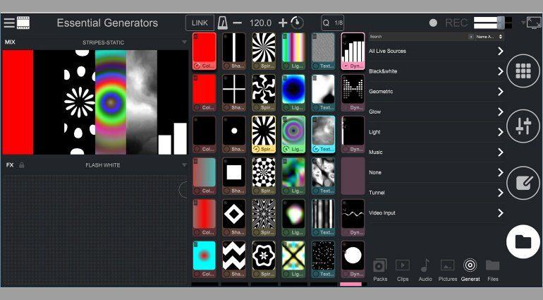 Mixvibes Remixvideo Generators