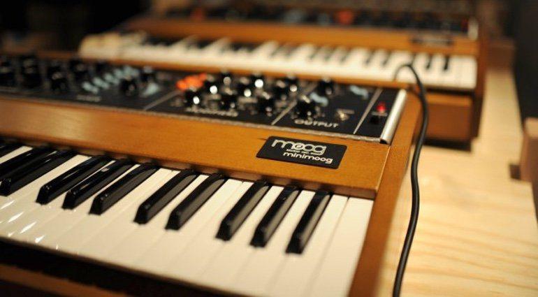 Moog Minimood Model-D End of Production Teaser