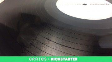 Kickstarter hat eine neue Vinyl-Crowdfunding-Initiative ins Leben gerufen