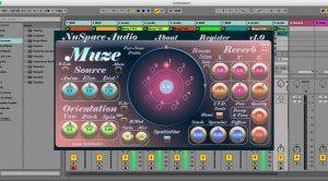 NuSpace Audio Muze - 3D Reverb Plug-in aus den siebziger Jahren?