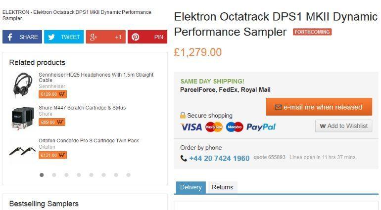 octatrack mk2 leaked