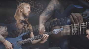 Ola Englund Guess The Amp Ola Englund Guess The Amp Teaser VideoTeaser Video