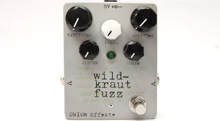 Orion Wildkraut Fuzz