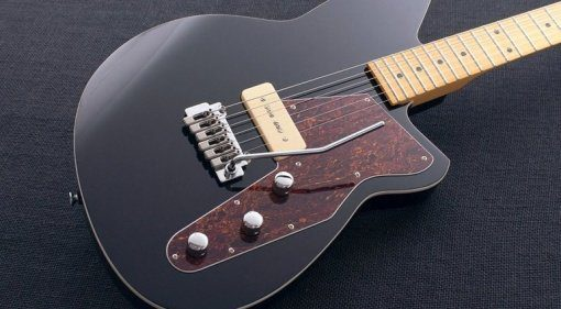 Reverend Matt West Signature model in black