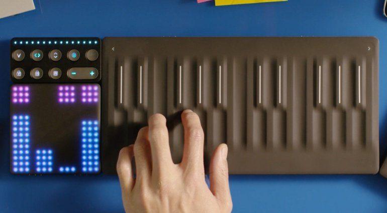 Seaboard und Touch Block - ROLI bringt 5D Touch in mini