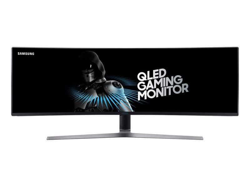 Samsung QLED CHG90 Display
