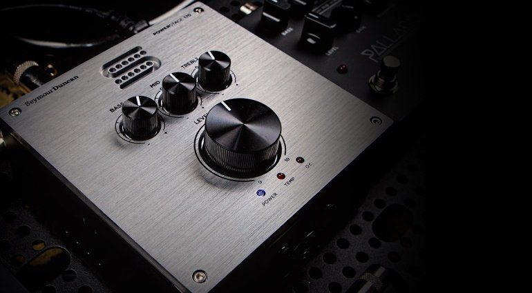 Seymour Duncan Power Stage 170 Endstufe Power Amp Pedal Teaser