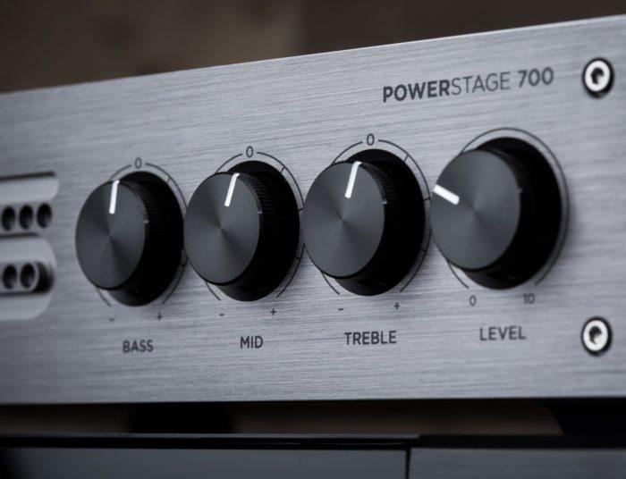 Seymour Duncan PowerStage 700 Endstufe EQ
