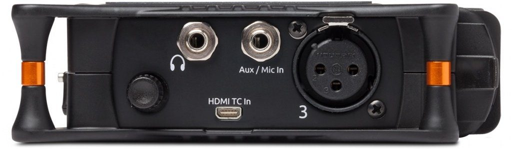 Sound Devices MixPre 3 Right Panel
