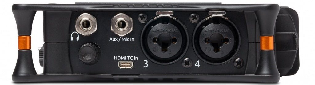 Sound Devices MixPre 6 Right Panel