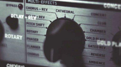 TC Electronic M100 Multi Effekt Teaser