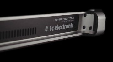 TC Electronic TwentyFour Rack 3D Multichannel Reverb Front Teaser