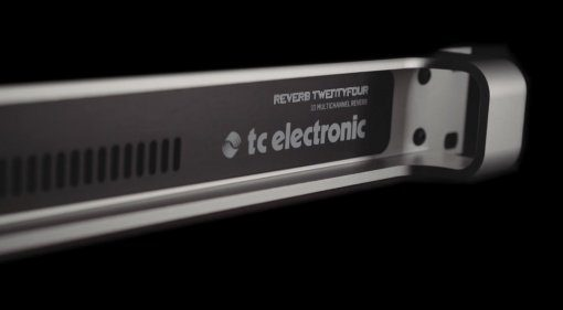 TC Electronic TwentyFour Rack 3D Multichannel Reverb Front Teaser