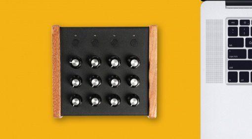 Tinami - der maßgeschneiderte MIDI-Controller