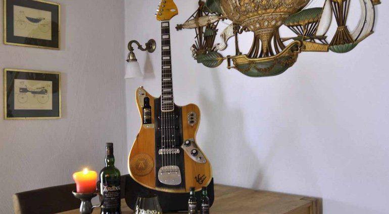 Veranda Guitars Whiskymaster Paket