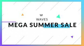 Waves Mega Summer Sale Teaser