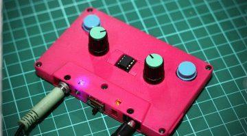 8Bit Cassetten Synth