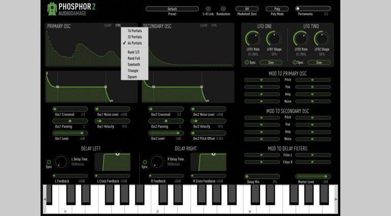 Audio Damage News: Phosphor 2 und Dubstation 2 für iOS kommt!