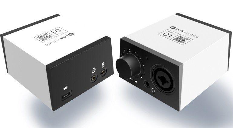 BandLab Link Analog Audio Interface