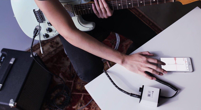 BandLab Link Analog Audio Interface Promo Pic