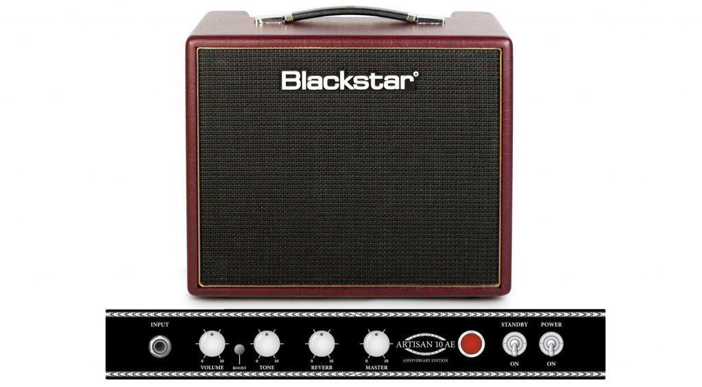 Blackstar Artisan 10 AE Combo Front Panel