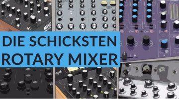 Die schicksten Rotary Mixer für DJs