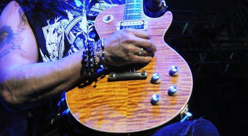 E-Gitarre Slash Kolumne Teaser