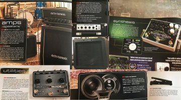 Electro Harmonix Superego+ Leaks Teaser