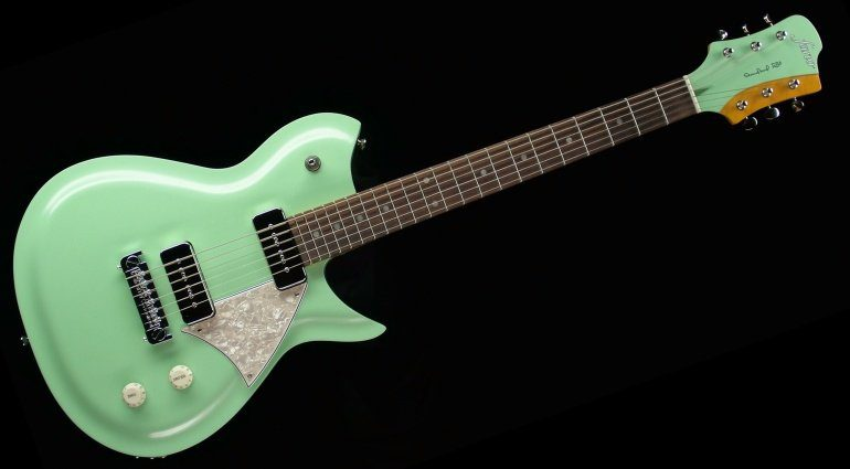 Fano RB6 STandard Green Front