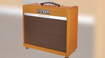 Fender Bassbreaker 15 Tweed Combo Teaser