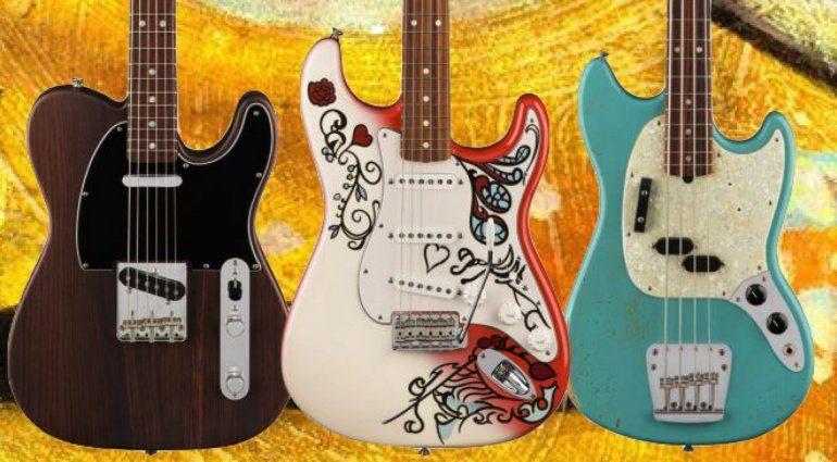 Fender Signature
