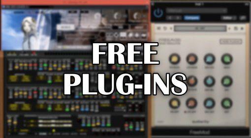 Kostenlos: Die interessantesten Freeware Plug-ins der letzten Woche
