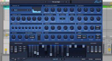 GG Audio Blue3 - die blaue Orgel aus dem Rechner