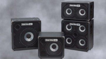 Hartke HyDrive HD Bass Cabinets Teaser