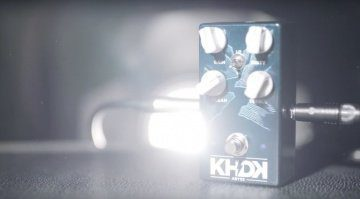 KHDK Abyss Bass Overdrive Pedal Front