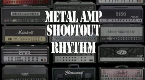 Metal Amp Shootout Video Galerie