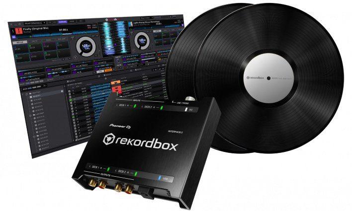 Pioneer DJ INTERFACE 2 für rekordbox dj und dvs