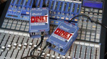 Radial DiNET RX TX