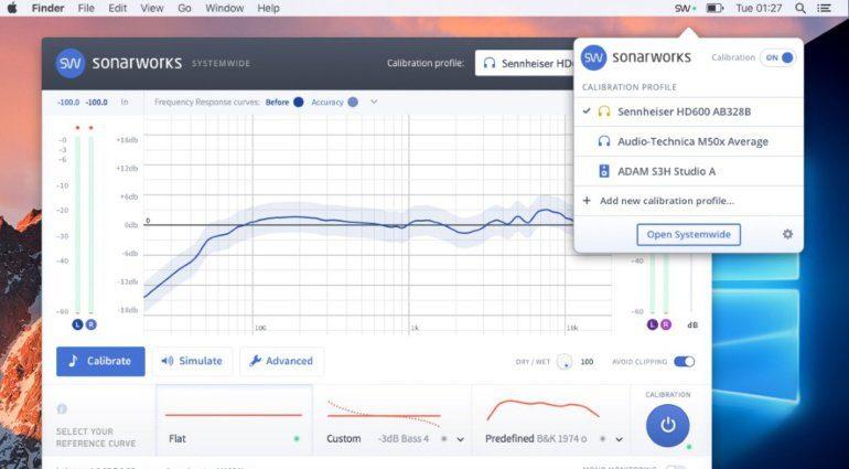 Sonarworks Reference 3 Systemwide - die globale Klangoptimierung