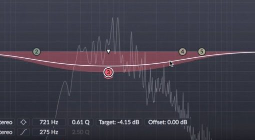 Sonnox Oxford Dynamic EQ Plug-in GUI Teaser