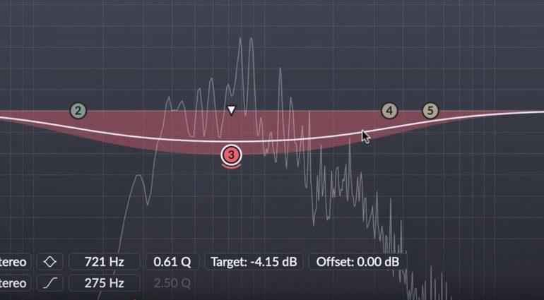 Sonnox Oxford Dynamic EQ Plug-in GUI Teaser