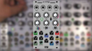 SSF Entity Eurorack Drums