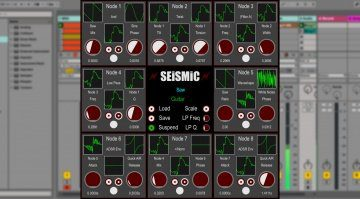 Syntonica Seismic - kostenloser virtueller Modular Synth