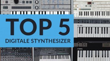 Top5 Digitale Synthesizer