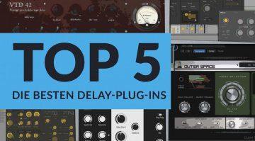 Sind das die besten Delay Plug-ins 2017?