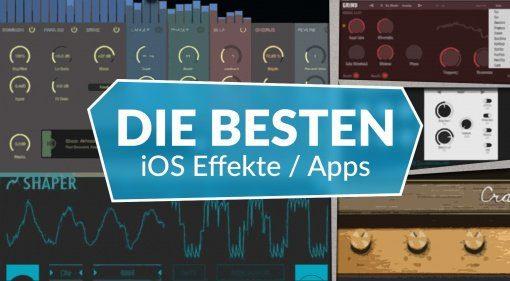 Topliste iOS Effekte Apps
