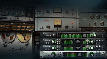 Universal Audio Dream Studio Promo
